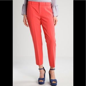 Banana Republic Red Avery Trouser - Size 2